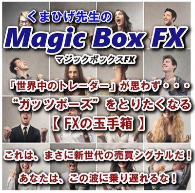くまひげ先生のマジックボックスFX 合同会社PATHFINDER 生田智也 検証