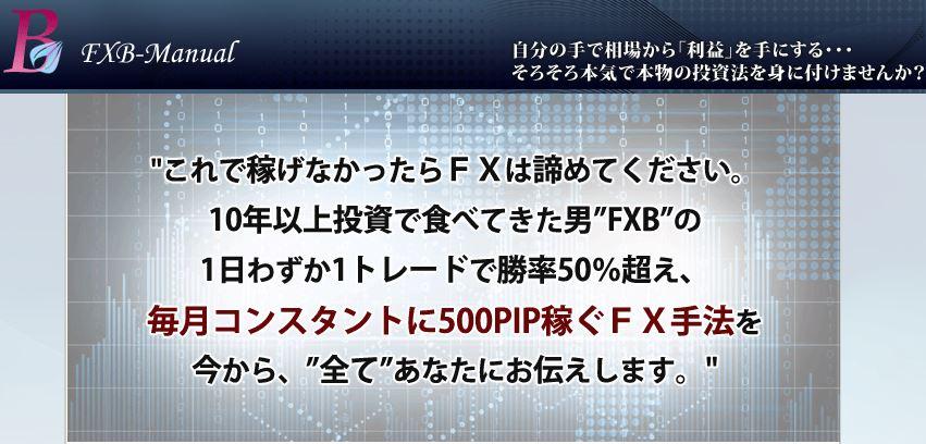 FXB-Manualは詐欺商材なのか?徹底検証